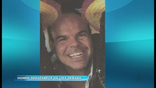 Polícia de Pederneiras procura por homem que está desaparecido há uma semana