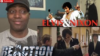 Nonton Elvis & Nixon Official Trailer #1 (2016) Michael Shannon, Kevin Spacey REACTION! Film Subtitle Indonesia Streaming Movie Download