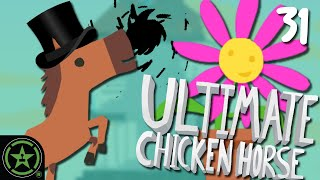 Horsie's LAST Ride - Ultimate Chicken Horse (#31) by Let's Play