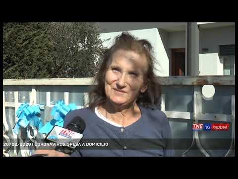 26/02/2020 | CORONAVIRUS, SPESA A DOMICILIO