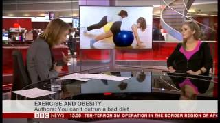 Laura Williams on BBC News