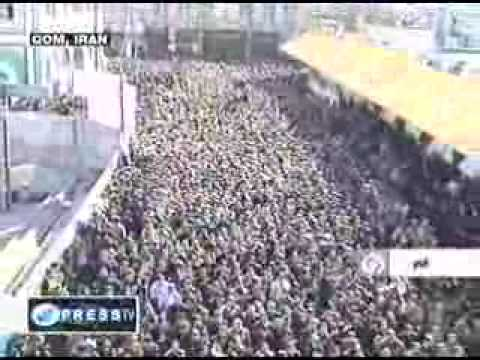 Ashura World Wide - Turkish PM , Iranian President Mourning - All Languages.flv