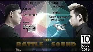 SOUND OF THE KING - RICKO RIA VS NOKA AXL