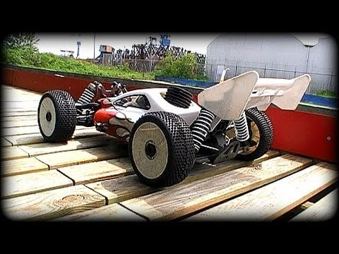 hobao - i Decided to run my HoBao HyperStar on the racetrack after an absence for more then a year. Luckily i was alone for the first hour so i could get re-acquaint...
