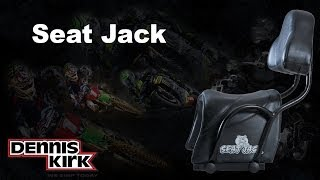 8. Seat Jack for Snowmobiles - Convert Your Sled to a 2 Up Sled for a Passenger!
