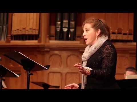 Milner/Rivesman. Aria Lilith. Opera «Die Himlen brenen» (The Heavens in Flames). Shirelle Dashevsky & Uri Brener.