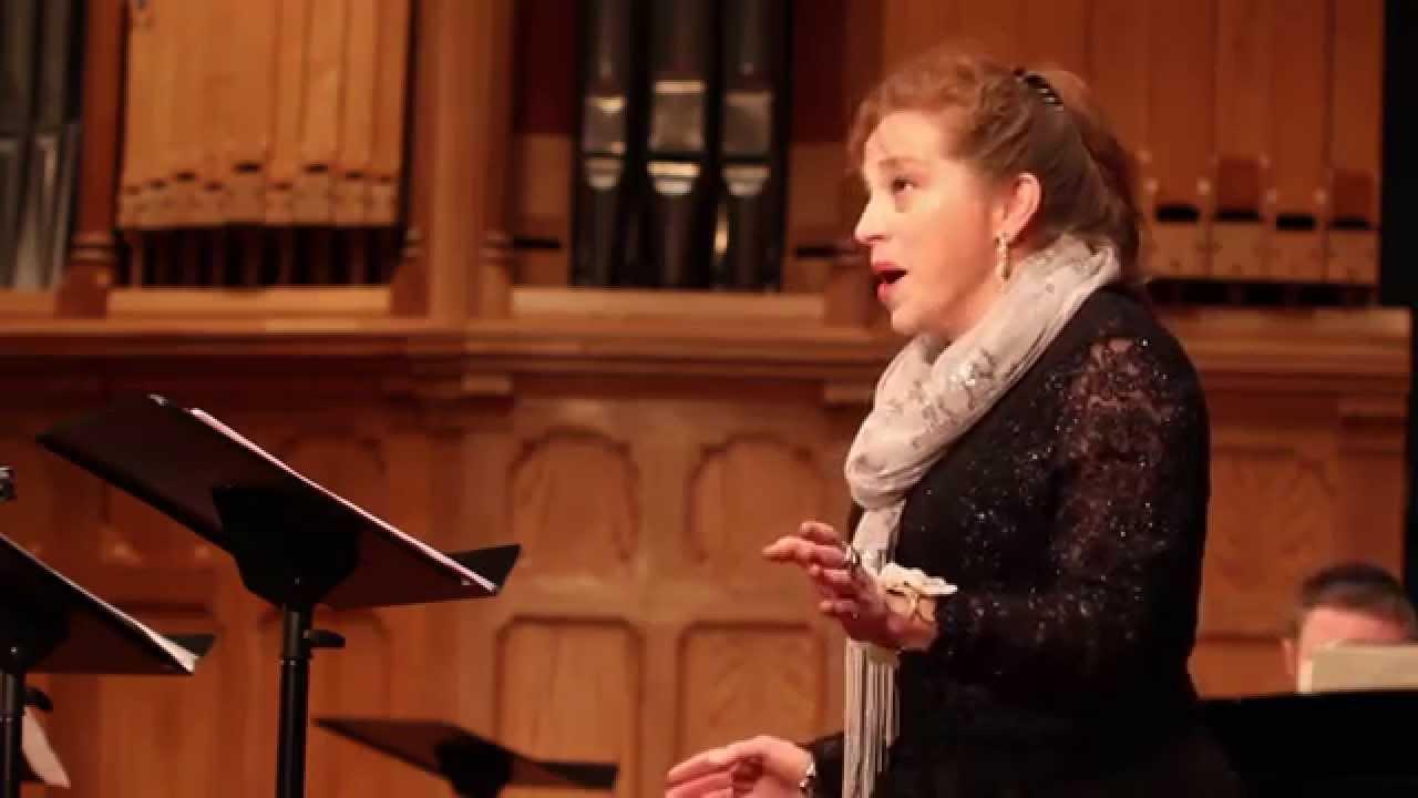 Milner/Rivesman. Aria Lilith. Opera Die Himlen brenen (The Heavens in Flames). Shirelle Dashevsky & Uri Brener. Haifa,  2015.