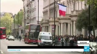 Abonnez-vous à notre chaîne sur YouTube : http://f24.my/youtube En DIRECT - Suivez FRANCE 24 ici : http://f24.my/YTliveFR Les Français de l'étranger se sont ...