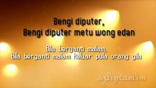 Habib Syech - Padang Bulan ( Lirik + Makna Bahasa Melayu )