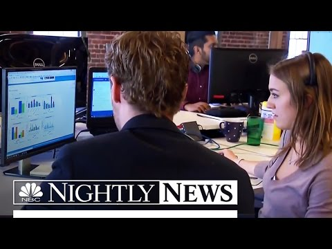 Startup Promises to Lower Student Loans, Saving Thousands | NBC Nightly News