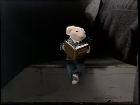 Stuart Little (1999) Promo (VHS Capture)