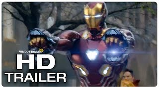 Video AVENGERS INFINITY WAR Iron Man Vibranium Suit Trailer NEW (2018) Marvel Superhero Movie Trailer HD MP3, 3GP, MP4, WEBM, AVI, FLV Juni 2018