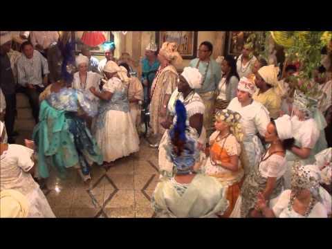 PAI TONINHO DE XANGÔ - MELHORES MOMENTOS DA FESTA DAS YABAS 2012
