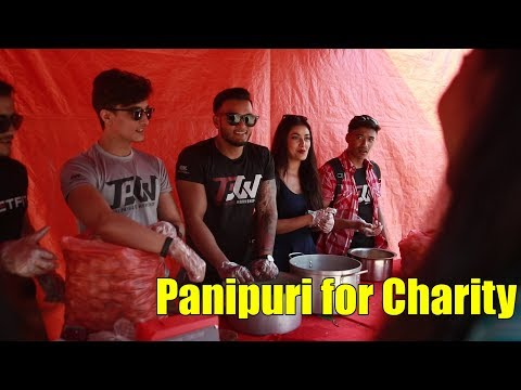 (We sold Panipuri for Street Dogs! | Sushant Pradhan - Duration: 15 minutes.)