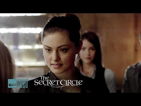 The Secret Circle | Cassie, You're a Witch | CW Seed