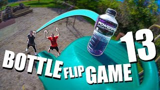 Video ULTIMATE Game of BOTTLE FLIP! | Round 13 MP3, 3GP, MP4, WEBM, AVI, FLV Juni 2019