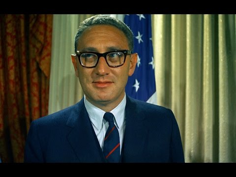 Here's What Hillary Clinton's Friend, Henry Kissinger, Did