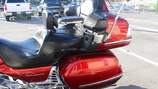 10. SOLD! 2008 Honda Goldwing FOR SALE AUDIO NAVI CB AND MORE - RIDE PRO
