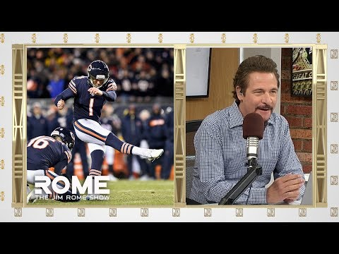 Video: Cody Parkey Blows It | The Jim Rome Show
