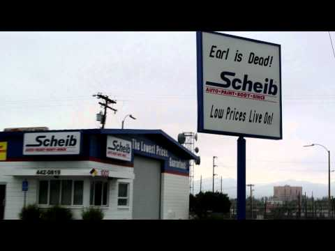 Earl Is DEAD! Low Prices Live on Earl Scheib Auto Body Repair ill Paint any Car for ??