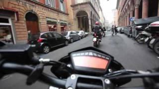 9. Ducati 796 Hypermotard vs Aprilia Dorsoduro Factory