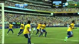 Download Lagu Argentina 4 vs Brasil 3 - Amistoso - 9 de Junio de 2012 Mp3