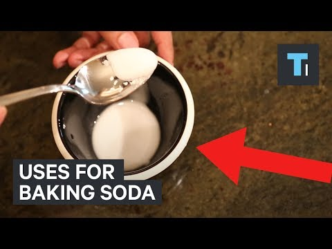 5 uses for baking soda that have nothing to do with cooking