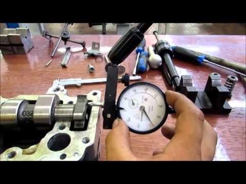 Video aula de desmontagem, inspeções, mediçöes e montagem do cabeçote Motor 1 6 L VW Power