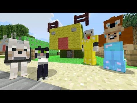Minecraft Xbox – Wiggly Worm [215]