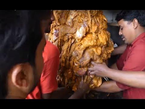 #MustSeeThis || Jumbo size Beef Shawarma || Street food || street Food