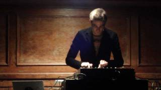 Jon Hopkins - The Low Places (Live at Cecil Sharp 2010)