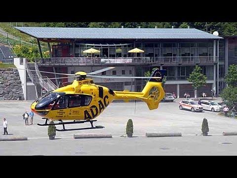 Willingen: Helikopter nach Arbeitsunfall angefordert