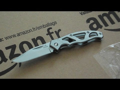 Відеоогляд ножа Gerber Paraframe Mini (22-48485)