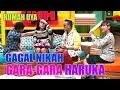 Download Lagu NGAKAK !!! BATAL NIKAH GARA GARA HARUKA ~ RUMAH UYA TRANS 7 ~ 18 november 2017 Mp3 Free
