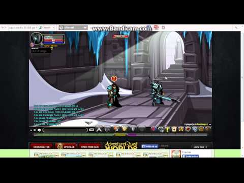 aq how to get ice armor and sword 2014