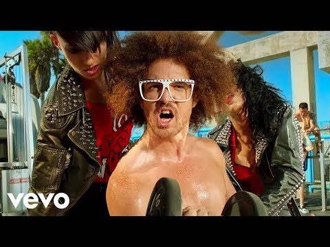 LMFAO - Sexy and I Know It (видео)