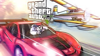 Chipart - GTA V: CARRO VS AVIÃO  ‹ AMENIC ›
