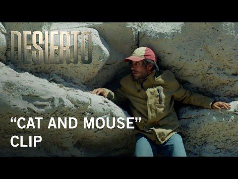 Desierto (Clip 'Cat & Mouse')