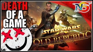Video Death of a Game: Star Wars - The Old Republic MP3, 3GP, MP4, WEBM, AVI, FLV Maret 2018