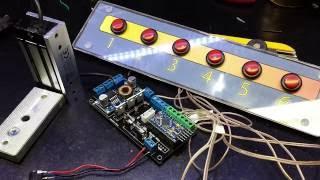 DIY Escape Room 6 button code with Prop Master Mini Controller