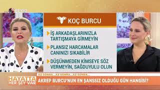 Video Nuray Sayarı'dan haftalık KOÇ burcu yorumu 19-26 Kasım haftası MP3, 3GP, MP4, WEBM, AVI, FLV November 2018