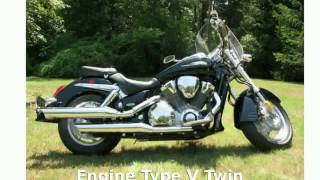 7. 2006 Honda VTX 1800R Spec 3 - Features & Walkaround
