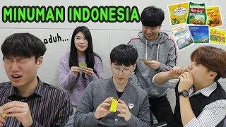 Video BAGAIMANA JADINYA ORANG KOREA MINUM MINUMAN INSTAN KHAS INDONESIA? MP3, 3GP, MP4, WEBM, AVI, FLV Februari 2019