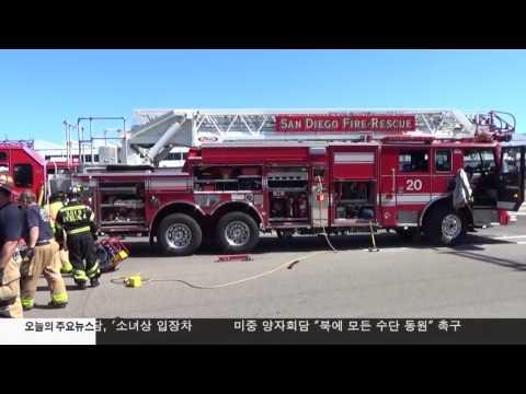 지난해 CA 교통사고 사망 크게 증가  2.17.17 KBS America News