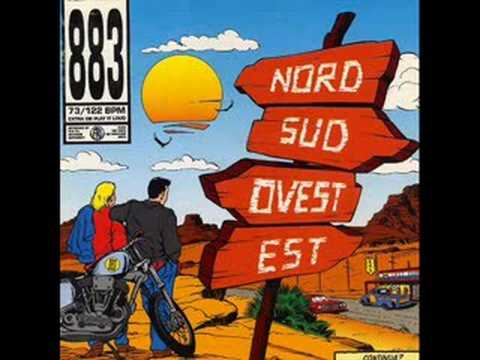 883- Nord Sud Ovest Est