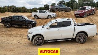 What's the best 4x4 pickup truck?   2019 MEGATEST   Autocar by Autocar