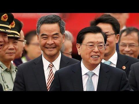 Στο Χονγκ Κονγκ ανώτατος Κινέζος αξιωματούχος