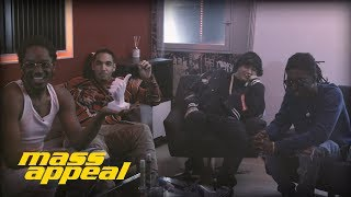 The Studio Interview with Shoreline Mafia | Speak on New Deal with Atlantic, Graf and Their Come-Up