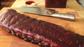 Learn how to make Baked BBQ Baby Back Ribs!