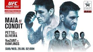 Nonton UFC ON FOX 21: Maia vs Condit RECAP (IJR Sports) Film Subtitle Indonesia Streaming Movie Download